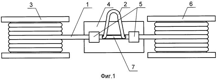 Способ ремонта гибкой насосно-компрессорной трубы без извлечения геофизического кабеля