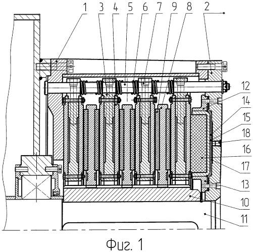 Тормоз грузоподъемного устройства