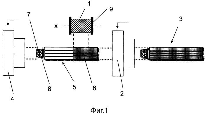 Способ изготовления гибридного бесконечного профиля высокой жесткости, а также гибридный бесконечный профиль высокой жесткости