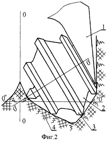 Многоступенчатый шарошечный буровой инструмент