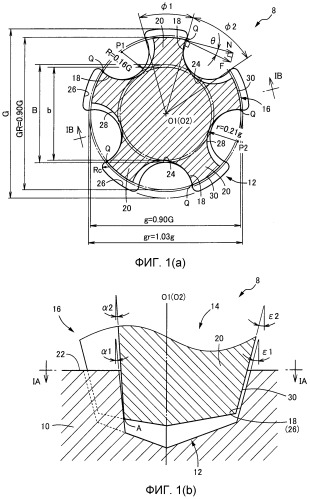 Структура затяжки винта, винт и инструмент для затяжки винта