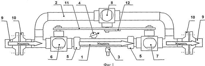 Пробоотборное устройство поток-1м