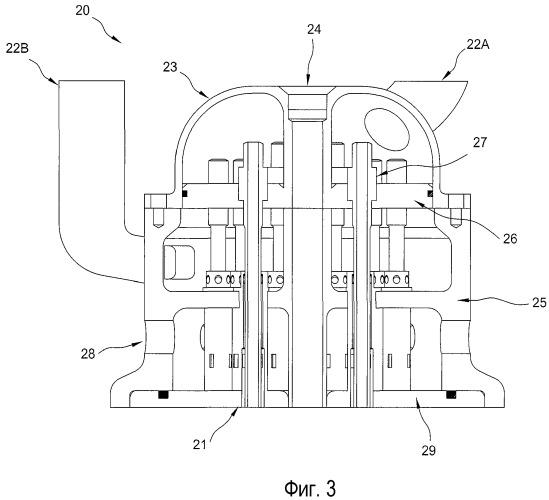 Способ и устройство для скважинного газогенератора