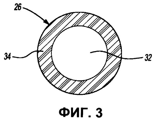 Модуль из корда и полимерной оболочки, материал которой содержит усилитель адгезии