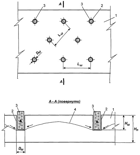 Способ зимнего бетонирования строительных конструкций
