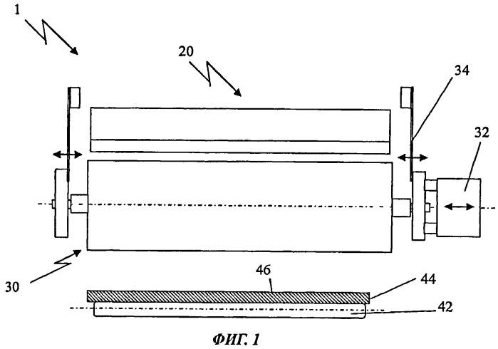 Устройство для рассеивания частиц по поверхности
