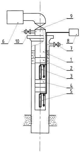 Способ промывки скважинного глубинного электроцентробежного насоса