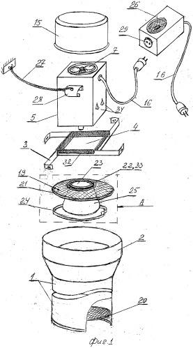 Устройство для предотвращения образования наледи в водостоке здания или другого сооружения и способ для его установки