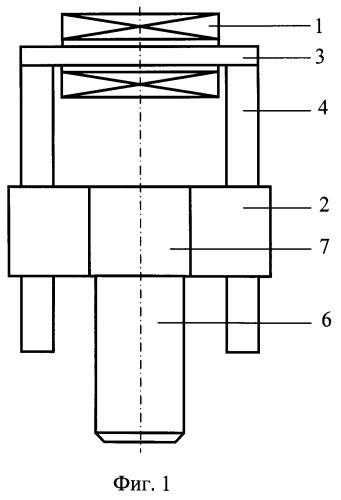 Электромагнитный молот прямого действия