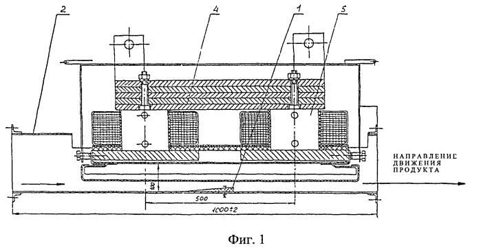 Электромагнитный сепаратор гравитационного действия