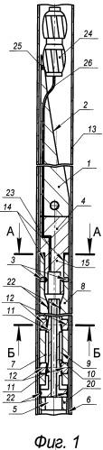 Способ строительства многозабойной скважины и отклоняющее устройство для его осуществления