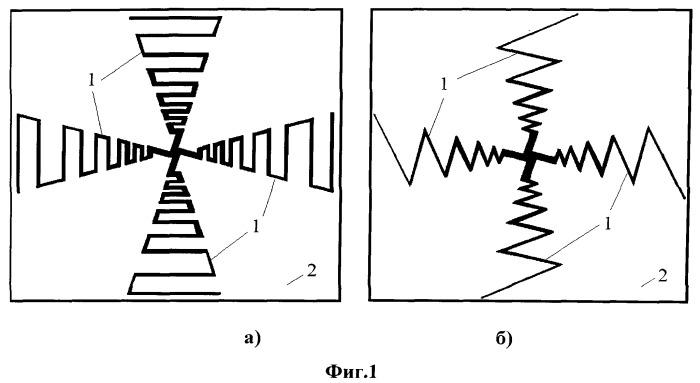 Мультипольная антенна (варианты)