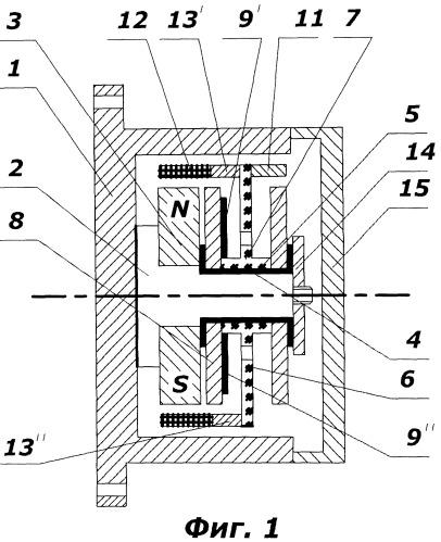 Компенсационный акселерометр