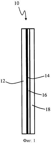 Тонкопленочный фотоэлектрический модуль с профилированной подложкой