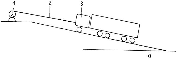 Способ перемещения автотранспортных средств