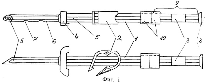 Устройство для пункции артериовенозной фистулы
