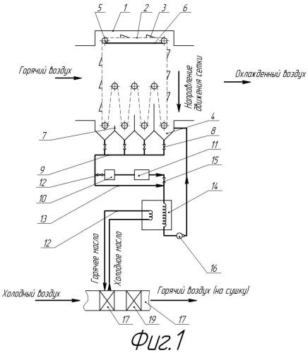 Устройство для подготовки воздуха с использованием теплового насоса