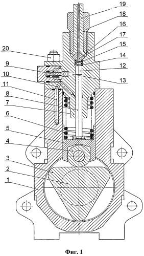 Плунжерный насос