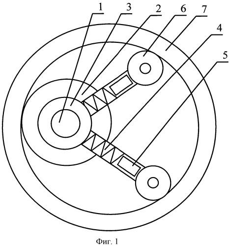 Приспособление для шлифования внутренней поверхности глубокого отверстия или трубы
