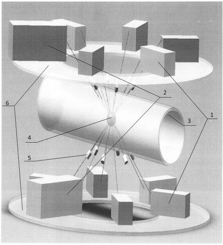 Способ получения радиографического изображения быстропротекающих процессов в неоднородном объекте исследования и радиографический комплекс для его осуществления