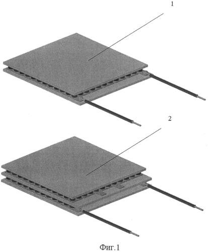 Способ изготовления полупроводниковых ветвей для термоэлектрического модуля и термоэлектрический модуль