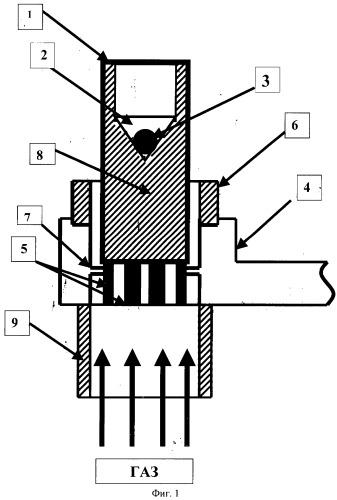 Способ интегрально-сцинтилляционного исследования вещества с фракционным испарением его в плазму