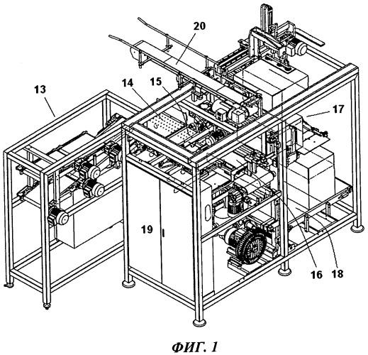 Система для паковки изделий