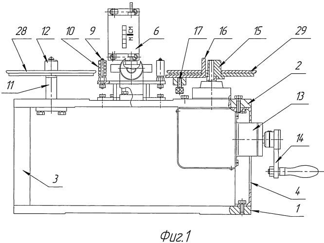 Устройство для измерения длины гибких длинномерных материалов