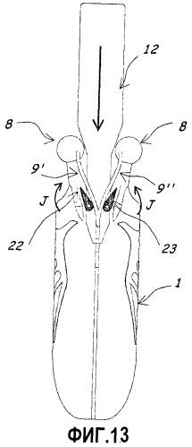 Способ и устройство для обработки каркаса забитой домашней птицы