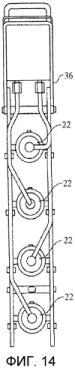 Способ и устройство для использования смесительных элементов в системах уф-обеззараживания сточных вод/оборотной воды