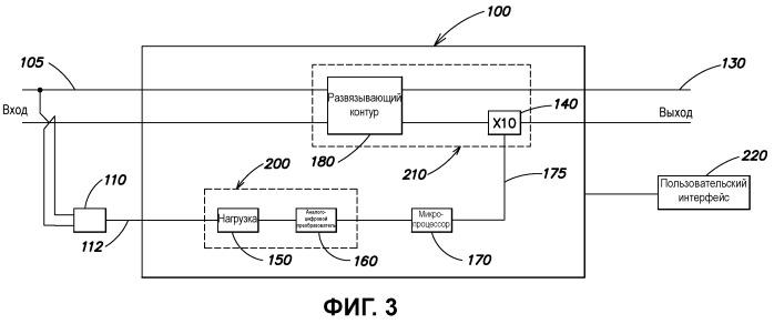 Способы и устройство для кодирования информации на сетевом напряжении переменного тока