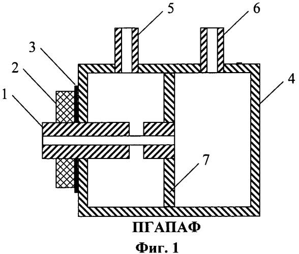 Пневмогидравлический аэратор с плоскоструйным аэрирующим факелом (пгапаф)