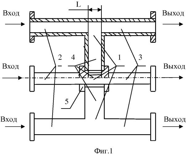 Интерференционный переключатель резонансного свч компрессора