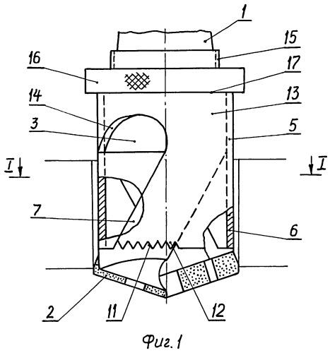 Инструмент для скоростного сверления отверстий большого диаметра
