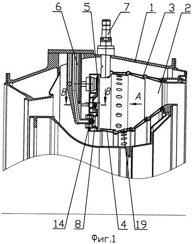 Кольцевая малоэмиссионная камера сгорания газотурбинного двигателя