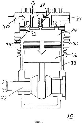 Компрессор наддува и способ управления компрессором наддува