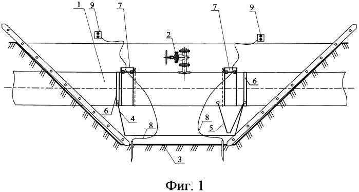 Способ замены дефектного участка трубопровода