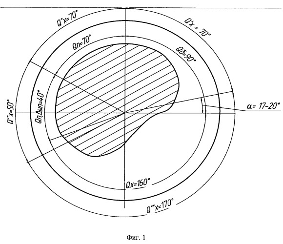 Валок пилигримового стана для прокатки передельных труб размером 290х11-12 мм из низкопластичных борсодержащих сталей марок 04х14т3р1ф-ш и 04х14т5р2ф-ш