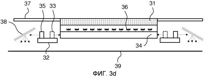 Устройство отображения, способ управления матрицей светоизлучающих диодов устройства отображения и компьютерный программный продукт