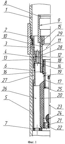 Устройство для удаления пластовой жидкости из газовой скважины