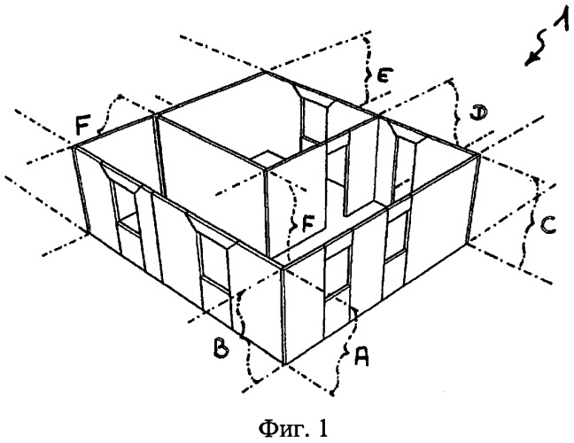 Способ изготовления трехмерного строительного элемента