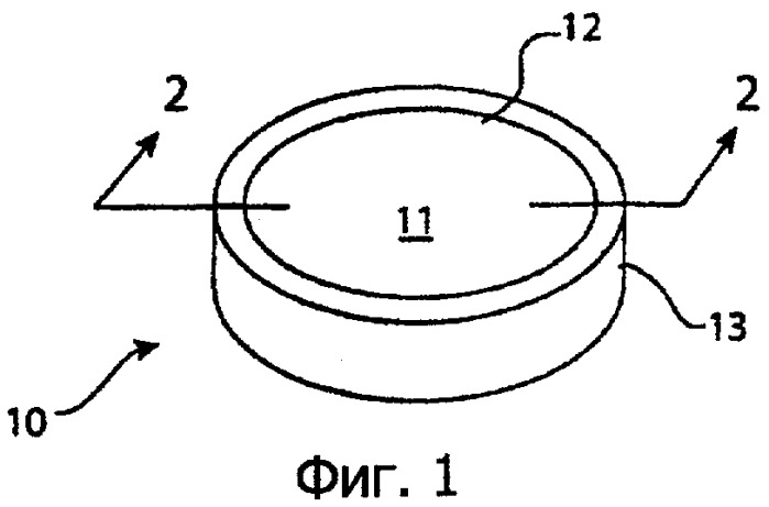 Контейнер с поддающимися захвату корпусом и крышкой