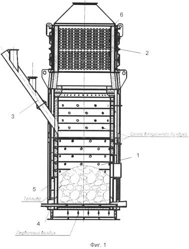 Способ сжигания подстилочного помета от напольного содержания птицы и установка для осуществления способа (варианты)