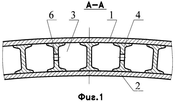 Тракт регенеративного охлаждения камеры жидкостного ракетного двигателя