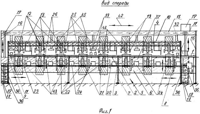 Способ обработки изделий из древесины поперек волокон в двух и более плоскостях различных форм поперечных сечений