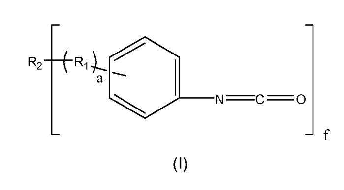 Макромер с изоцианатной концевой группой и композиция на его основе для использования в качестве клея или уплотнителя для внутреннего применения