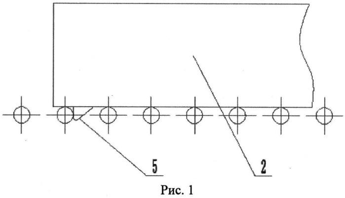 Механизм проталкивания бутылок для стерилизационной сушилки туннельного типа