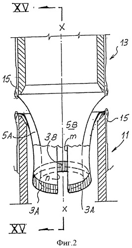 Способ вязания изделий, таких как колготки, соответствующая машина и изделие