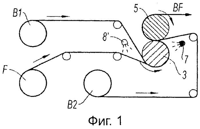 Способ изготовления распадающегося в воде бумажного листа, применение такого бумажного листа для изготовления сердечника, являющегося опорным элементом для рулона, распадающийся в воде бумажный лист и сердечник, изготовленный из такого бумажного листа