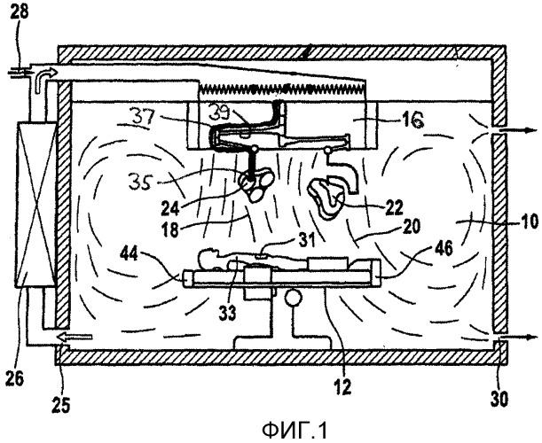 Способ проверки качества воздуха в операционном помещении